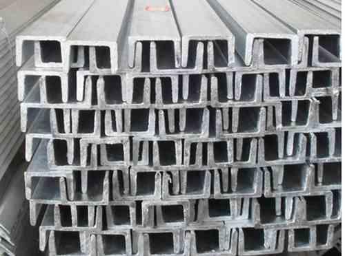 热浸镀锌槽钢