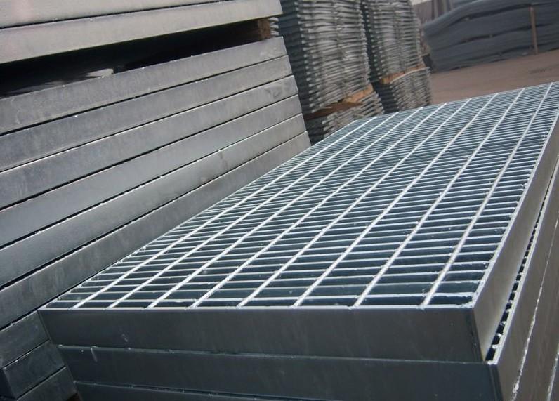 热浸镀锌钢格板