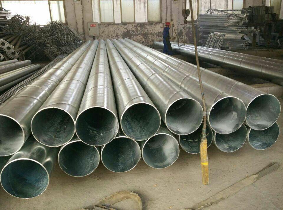 热浸镀锌管材