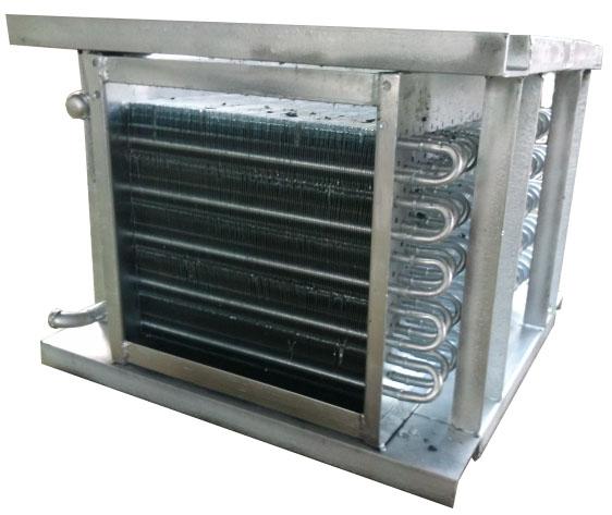 热浸镀锌冷凝器